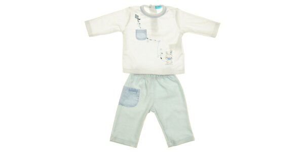Detská súpravička Lullaby - nohavičky a tričko