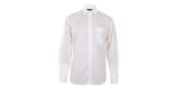 Pánska krémovo biela košeľa Dicotto
