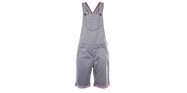Dámske šedé nohavice Timeout