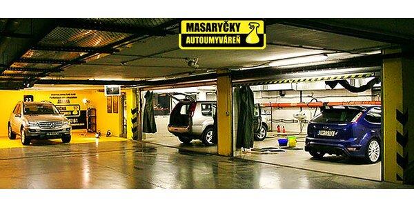 Čistenie auta v Trenčíne