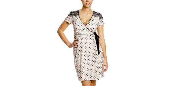 Dámske bodkované šaty Vive Maria