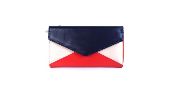 Dámska trojfarebná peňaženka Belle & Bloom