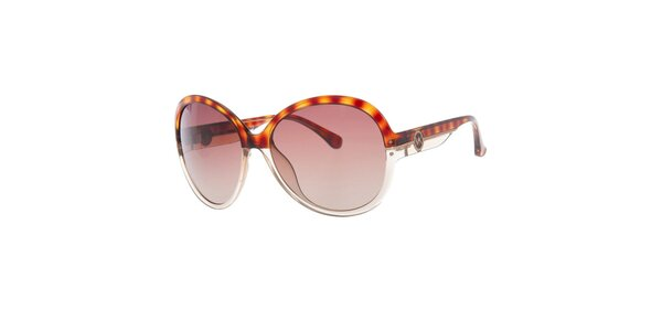 Dámske transparentne-žíhané slnečné okuliare Michael Kors