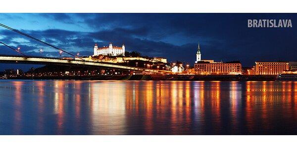 Pohodlné ubytovanie v Bratislave