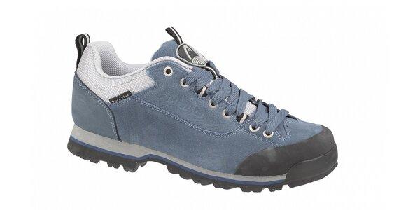Pánska svetlo modrá nízka trekingová obuv Head cd85c516572