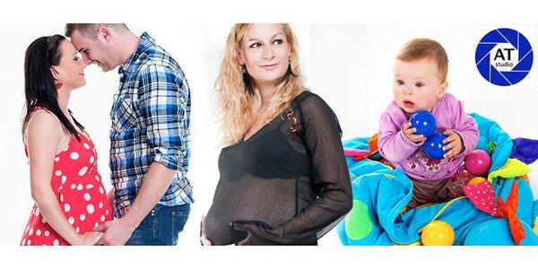 Fotenie detí alebo tehuliek