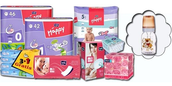 Happy Bag - taška do pôrodnice