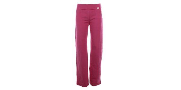 Dámske ružové športové nohavice YU Feelwear