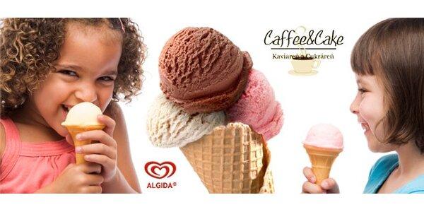 0,49 Eur za 3 kopčeky osviežujúcej zmrzliny Algida so zľavou 53%!