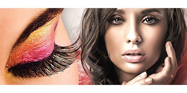 Umelé 3D riasy značky Sexy Lashes