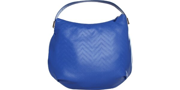 Dámska žiarivo modrá kabelka Versace Jeans
