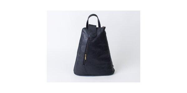 Dámský kožený ruksačik Pelleteria