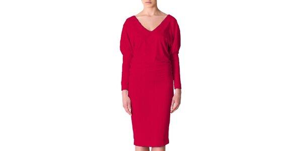 Dámske červené šaty Yuliya Babich