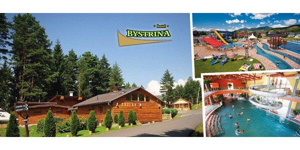Letná dovolenka v Demänovskej Doline s dieťaťom do 12 rokov zadarmo