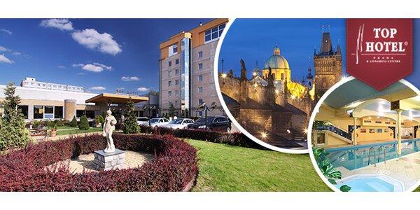 Jesenný wellness pobyt v TOP HOTELI Praha****