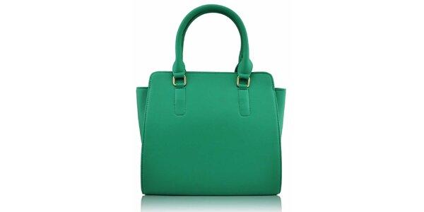 Dámska zelená kabelka Nubiz