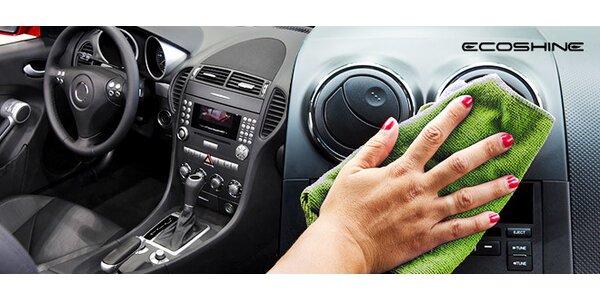 Vyčistenie interiéru auta a tepovanie