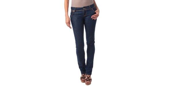 Dámske modré džínsy Seven LA