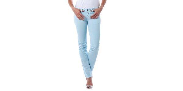 Dámske svetlo modré džínsy Seven LA