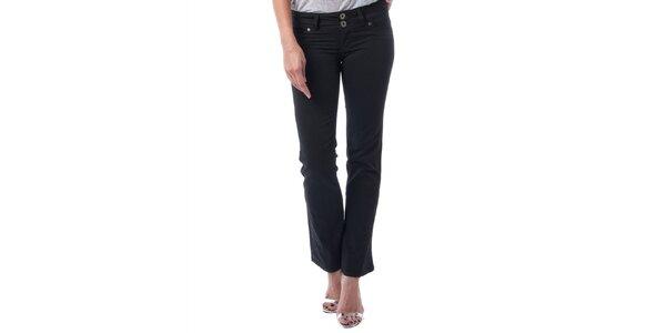 Dámske čierne džínsy Seven LA