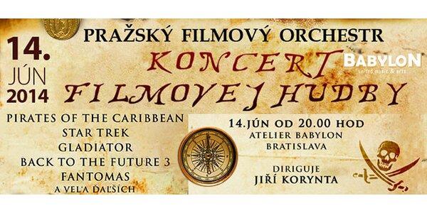 Pražský filmový orchester