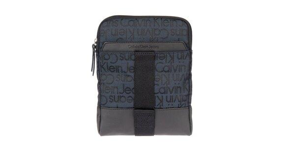 Pánska modro-šedá taška Calvin Klein Jeans