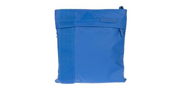Pánska jasno modrá taška cez rameno Calvin Klein Jeans