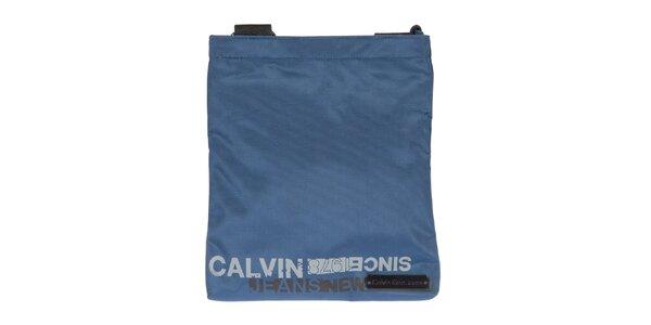 Pánska modrá taška cez rameno Calvin Klein Jeans
