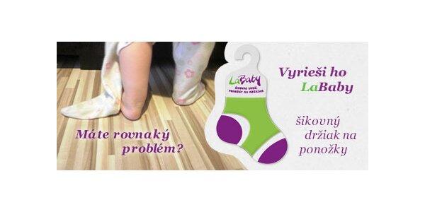 Držiak na ponožky La Baby