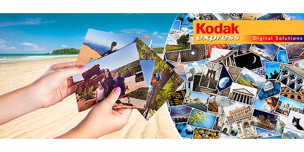 50 kusov KODAK fotografií