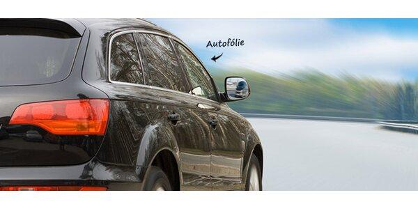 Polep skiel autofóliami ASWF Ericsson