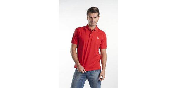 Červené polo tričko Toro