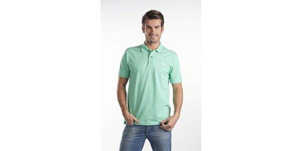 Svetlo zelené polo tričko Toro