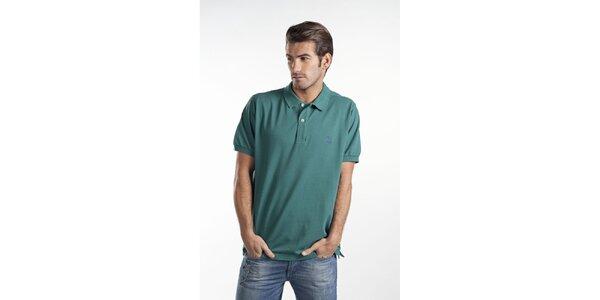 Zelené polo tričko Toro