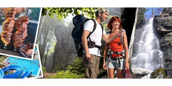 Hotel Biele Vody** - poďte s nami do pralesa, alebo na sopku!