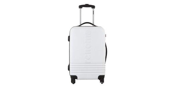 Väčší biely kufor Renoma