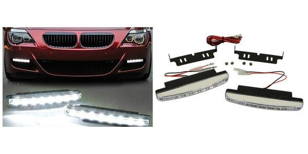 LED denné svietenie na auto