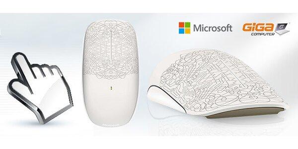 Štýlová myška Microsoft Touch Mouse Artist Cheuk