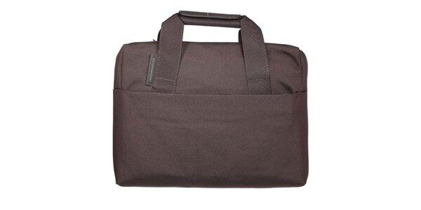Hnedá pracovná taška Mandarina Duck
