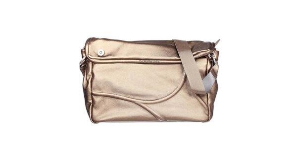 Dámska bronzová taška Mandarina Duck