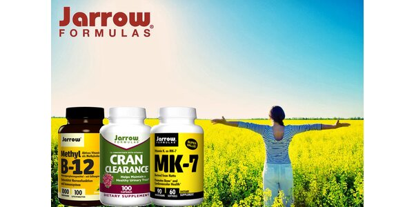 Výživové doplnky- Brusnicový extrakt, Vitamín K2, Vitamín B12.