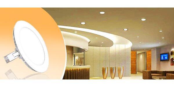 LED svietidlá do sadrokartonových stropov