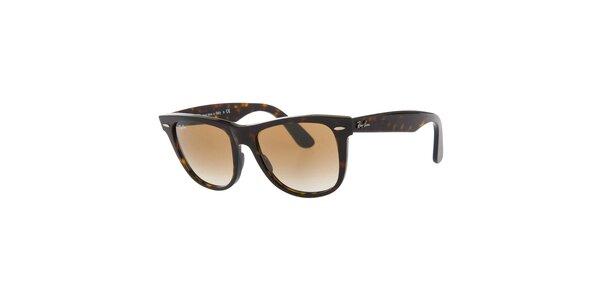 Vzorované slnečné okuliare s antireflexnou úpravou Ray-Ban