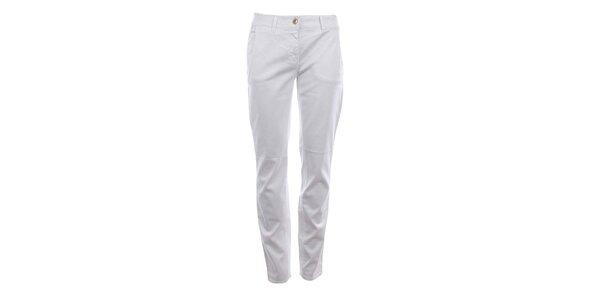 Dámske biele chino nohavice MET
