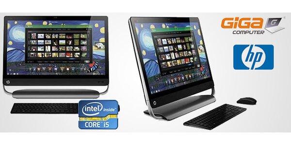 Silné a výkonné all-in-one počítače od HP