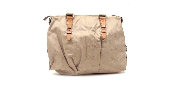 Dámska kabelka so vzorom La Martina