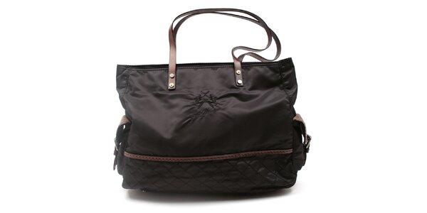Dámska kabelka s vonkajšími vreckami La Martina