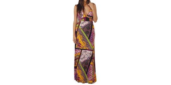 Dámske dlhé farebné šaty Ada Gatti