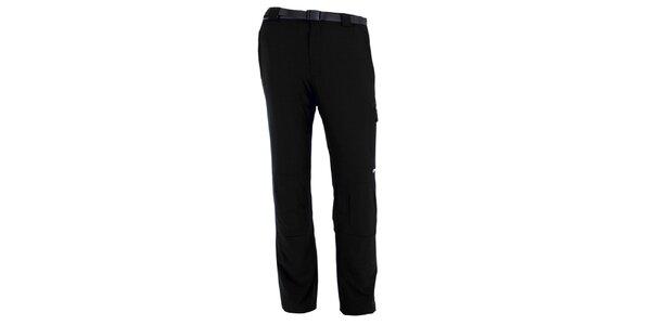 Pánske čierne vodoodpudivé nohavice Goritz