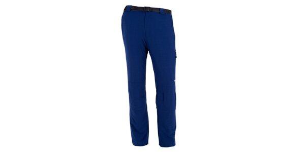 Pánske tmavo modré vodoodpudivé nohavice Goritz